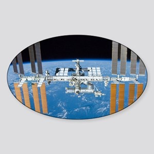 ISS, international space station Sticker